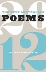 Best Aust Poetry 2012